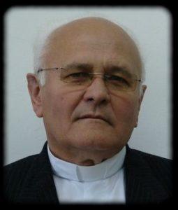 Ft. Vass Ince ny. székelyszentkirályi plébános Fotó: ersekseg.ro