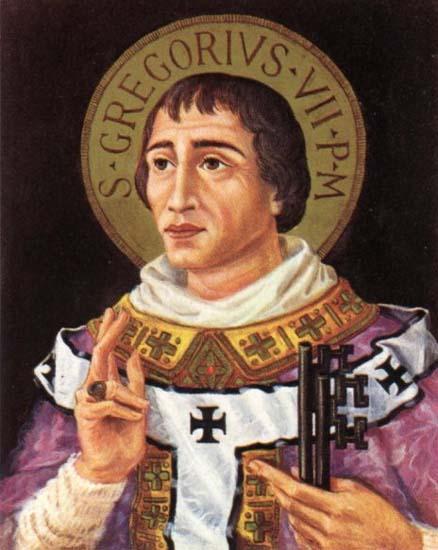 Szent VII. Gergely | RomKat.ro